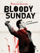 Bloody Sunday - French Movie Poster (xs thumbnail)