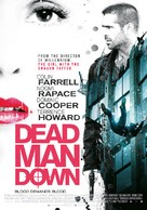 Dead Man Down - Dutch Movie Poster (xs thumbnail)