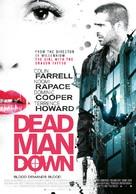 Dead Man Down - Dutch Movie Poster (xs thumbnail)
