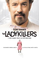 The Ladykillers - DVD movie cover (xs thumbnail)