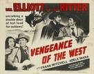 Vengeance of the West - Movie Poster (xs thumbnail)