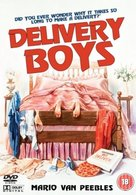 Delivery Boys - British Movie Cover (xs thumbnail)