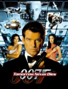 Tomorrow Never Dies - Movie Poster (xs thumbnail)