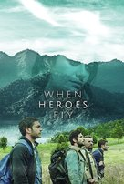 """When Heroes Fly"" - Israeli Movie Cover (xs thumbnail)"