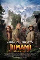 Jumanji: The Next Level - Brazilian Movie Poster (xs thumbnail)