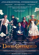 The Personal History of David Copperfield - German Movie Poster (xs thumbnail)