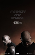The Fate of the Furious - Movie Poster (xs thumbnail)