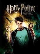Harry Potter and the Prisoner of Azkaban - DVD movie cover (xs thumbnail)