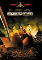 Shallow Grave - DVD cover (xs thumbnail)