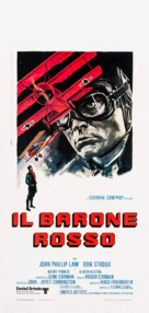 Von Richthofen and Brown - Italian Movie Poster (xs thumbnail)