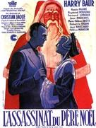L'assassinat du Père Noël - French Movie Poster (xs thumbnail)