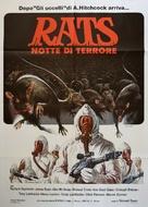 Rats - Notte di terrore - Italian Movie Poster (xs thumbnail)