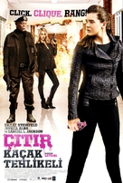 Barely Lethal - Turkish Movie Poster (xs thumbnail)