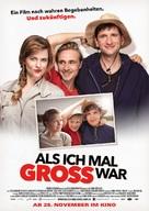 Als ich mal Groß war - German Movie Poster (xs thumbnail)