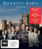 """Downton Abbey"" - New Zealand Blu-Ray movie cover (xs thumbnail)"