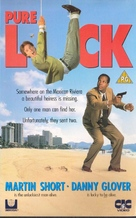 Pure Luck - British Movie Cover (xs thumbnail)