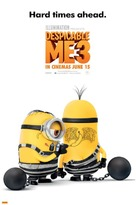 Despicable Me 3 - Australian Movie Poster (xs thumbnail)