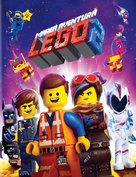 The Lego Movie 2: The Second Part - Romanian Blu-Ray cover (xs thumbnail)