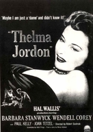 The File on Thelma Jordon - Movie Poster (xs thumbnail)