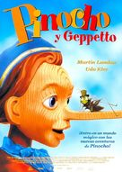 The New Adventures of Pinocchio - Spanish poster (xs thumbnail)