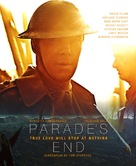 """Parade's End"" - Blu-Ray movie cover (xs thumbnail)"