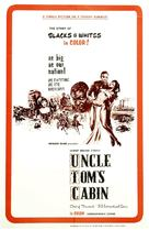 Onkel Toms Hütte - Movie Poster (xs thumbnail)