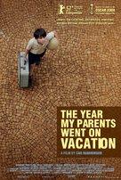 O Ano em Que Meus Pais Saíram de Férias - Swiss Movie Poster (xs thumbnail)