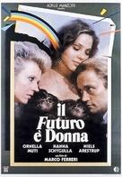 Il futuro è donna - Italian Movie Poster (xs thumbnail)