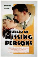 Bureau of Missing Persons - Movie Poster (xs thumbnail)