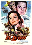 The Lion - Spanish Movie Poster (xs thumbnail)