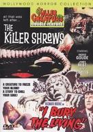 I Bury the Living - DVD cover (xs thumbnail)