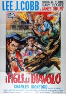 The Devil's Children - Italian Movie Poster (xs thumbnail)
