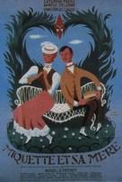 Miquette et sa mère - French Movie Poster (xs thumbnail)