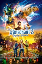 Goosebumps 2: Haunted Halloween - German Movie Poster (xs thumbnail)