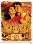 Lagaan: Once Upon a Time in India - French Movie Poster (xs thumbnail)