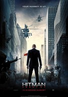 Hitman: Agent 47 - British Movie Poster (xs thumbnail)