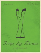 Irma la Douce - Movie Poster (xs thumbnail)