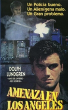 Dark Angel - Argentinian Movie Cover (xs thumbnail)