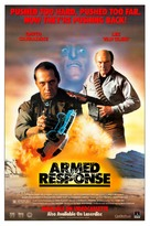 Armed Response - Video release movie poster (xs thumbnail)