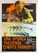 McQ - Italian Movie Poster (xs thumbnail)