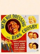 We're Not Dressing - Movie Poster (xs thumbnail)