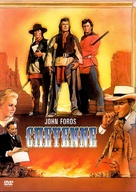 Cheyenne Autumn - German Movie Cover (xs thumbnail)