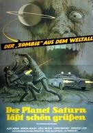 The Incredible Melting Man - German Movie Poster (xs thumbnail)