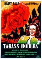 Tarass Boulba - French Movie Poster (xs thumbnail)