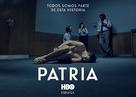 """Patria"" - Spanish Movie Poster (xs thumbnail)"