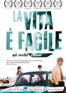 Vivir es fácil con los ojos cerrados - Italian Movie Poster (xs thumbnail)