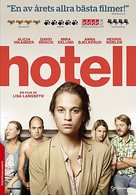 Hotell - Swedish DVD cover (xs thumbnail)