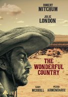 The Wonderful Country - British DVD movie cover (xs thumbnail)