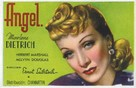 Angel - Spanish Movie Poster (xs thumbnail)