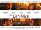 The Dinner - British Movie Poster (xs thumbnail)
